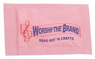WORSHIP THE BRAND REPO ART 'N CRAFTS