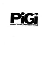PIGI PRODUCTS INNOVATION GROUP, INC