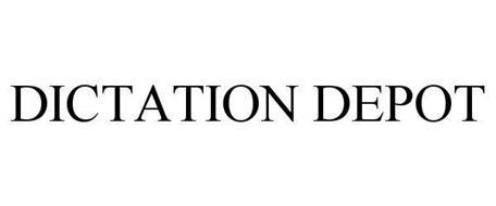 DICTATION DEPOT