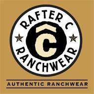 C RAFTER C RANCHWEAR AUTHENTIC RANCHWEAR