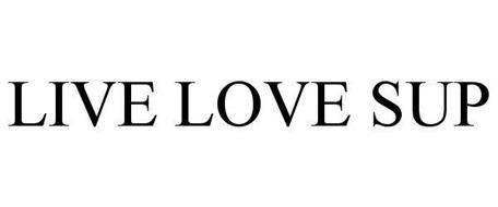 LIVE LOVE SUP