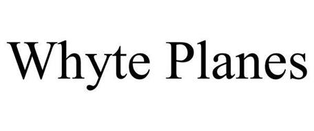 WHYTE PLANES