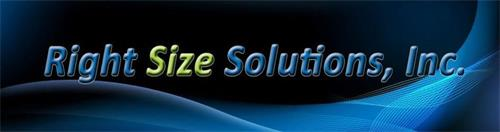 RIGHT SIZE SOLUTIONS, INC.