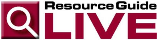 RESOURCE GUIDE LIVE