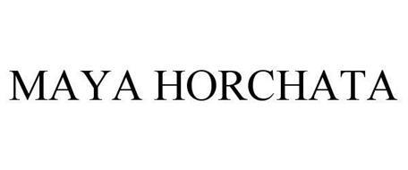MAYA HORCHATA