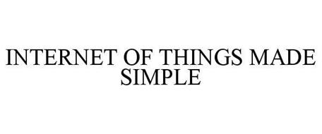 INTERNET OF THINGS MADE SIMPLE