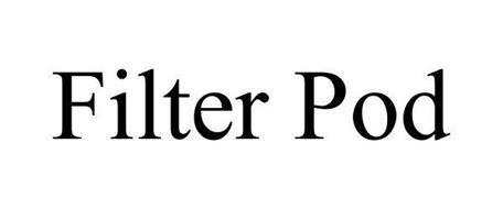 FILTER POD