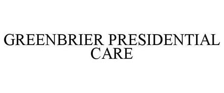 GREENBRIER PRESIDENTIAL CARE