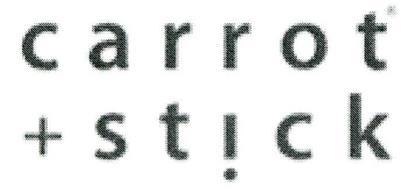 CARROT + ST!CK