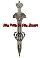 MY FAITH IS MY SWORD