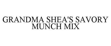 GRANDMA SHEA'S SAVORY MUNCH MIX