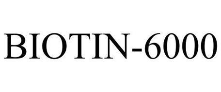 BIOTIN-6000