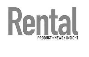 RENTAL PRODUCT NEWS INSIGHT