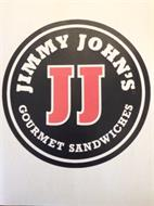 JJ JIMMY JOHN'S GOURMET SANDWICHES
