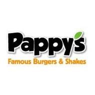 PAPPY'S FAMOUS BURGERS & SHAKES