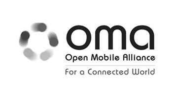 OMA OPEN MOBILE ALLIANCE FOR A CONNECTED WORLD