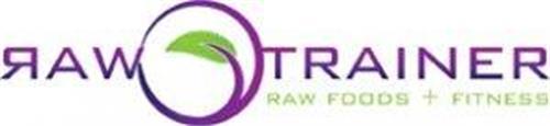 RAW TRAINER RAW FOODS + FITNESS