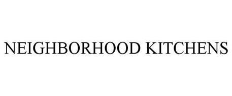 NEIGHBORHOOD KITCHENS