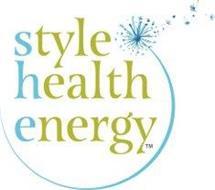 STYLE HEALTH ENERGY