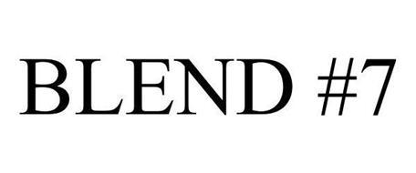 BLEND #7