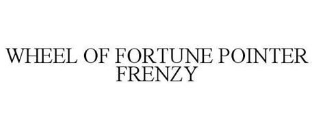WHEEL OF FORTUNE POINTER FRENZY