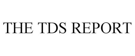 TDS REPORTS