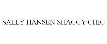SALLY HANSEN SHAGGY CHIC
