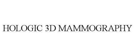 HOLOGIC 3D MAMMOGRAPHY