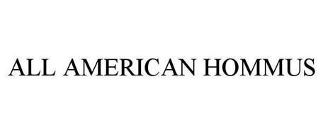 ALL AMERICAN HOMMUS