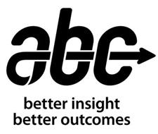 ABC BETTER INSIGHT BETTER OUTCOMES