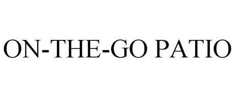 ON-THE-GO PATIO
