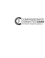 C3 COMPASSIONATE CONNECTED CARE THE PATIENT-CENTERED EXPERIENCE