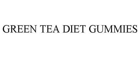 GREEN TEA DIET GUMMIES