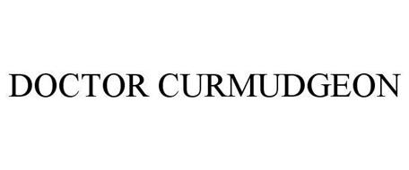 DOCTOR CURMUDGEON