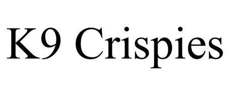 K9 CRISPIES