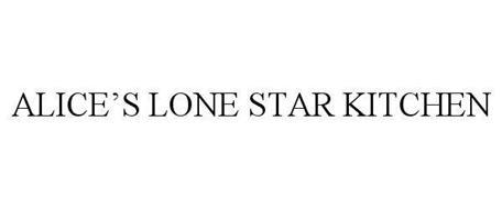 ALICE'S LONE STAR KITCHEN