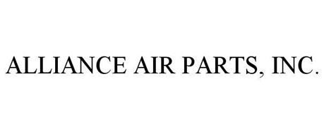 ALLIANCE AIR PARTS, INC.