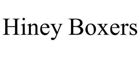 HINEY BOXERS