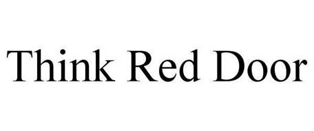 THINK RED DOOR