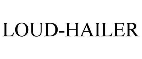 LOUD-HAILER