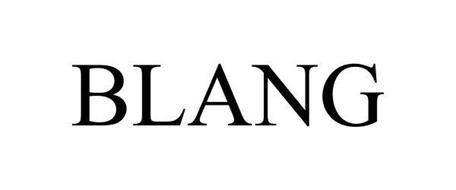 BLANG