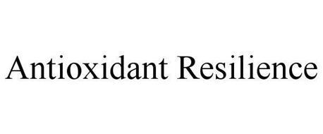 ANTIOXIDANT RESILIENCE