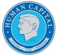 HUMAN CAPITAL UNITAS PER SERVITIAM 1997