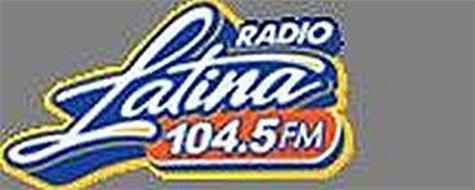 RADIO LATINA 104.5FM