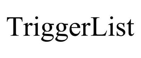 TRIGGERLIST