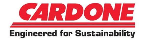 CARDONE ENGINEERED FOR SUSTAINABILITY