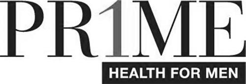 PR1ME HEALTH FOR MEN
