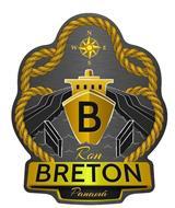 B RON BRETON PANAMÁ