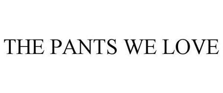 THE PANTS WE LOVE