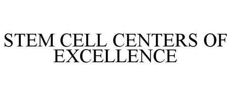 STEM CELL CENTERS OF EXCELLENCE